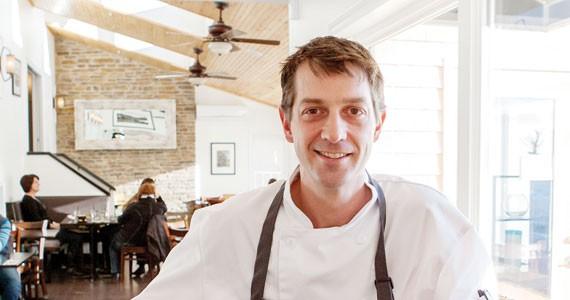 Chef Chris Burton - SCOTT BLACKBURN