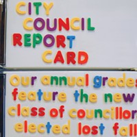 City Council Report Card 2009