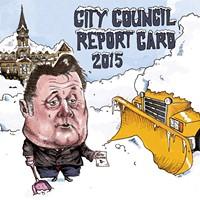 City Council Report Card 2015