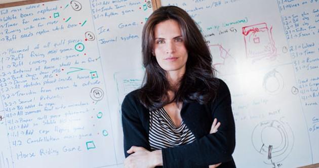 Co-owner Colleen Shannahan - ANGELA GZOWSKI