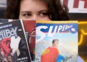 Comic blog hero