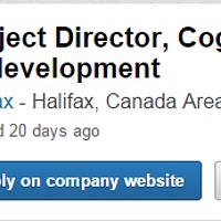 Halifax bank logo used on Halifax city's job ad