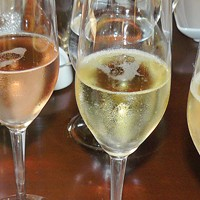 Creating sparkling duos with champagne