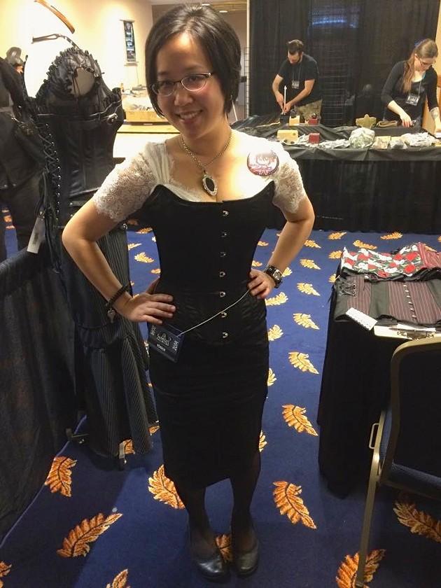 Custom Curves' mastermind, Dorothy Yang