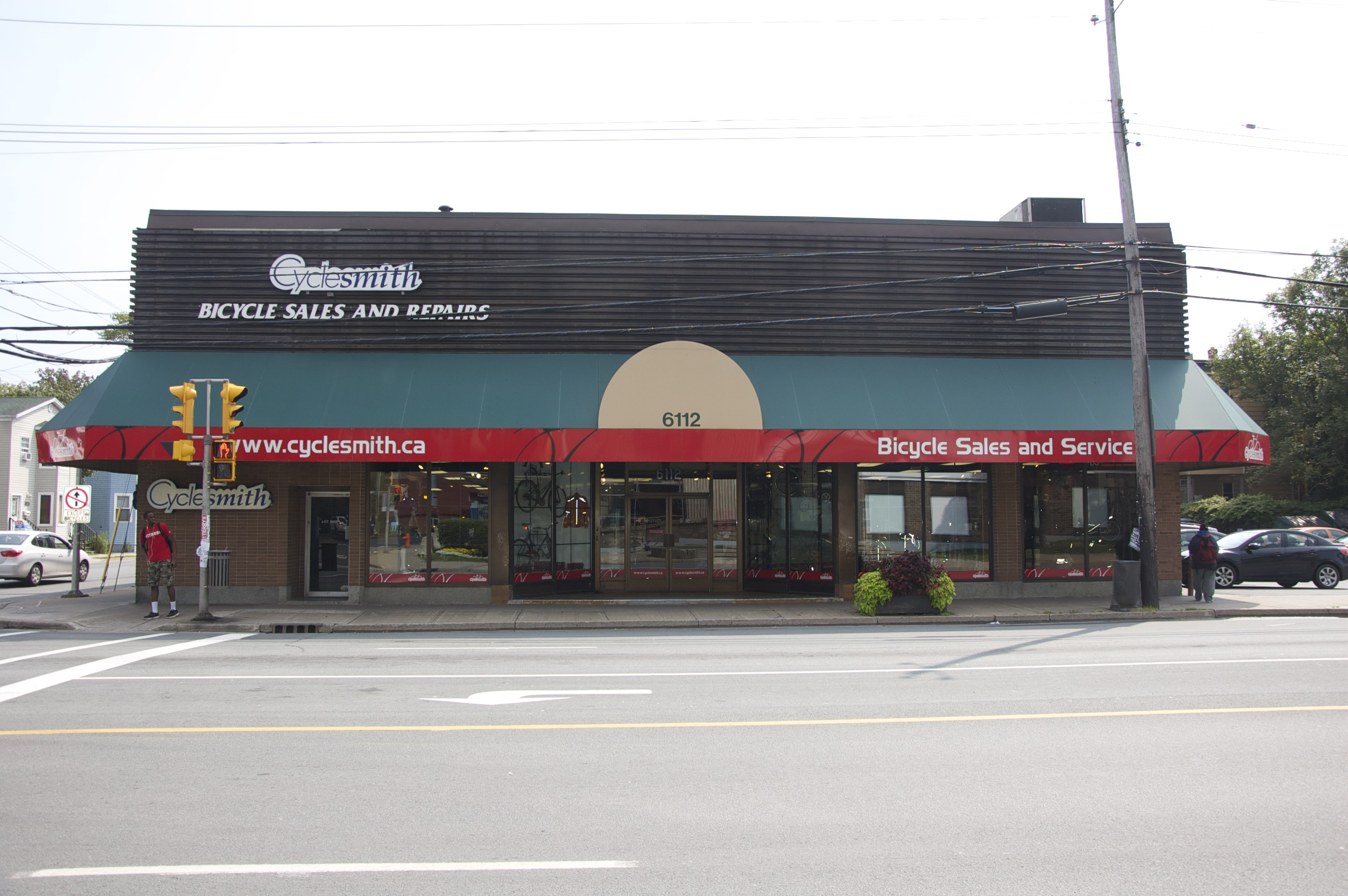 Cyclesmith's moving on up north