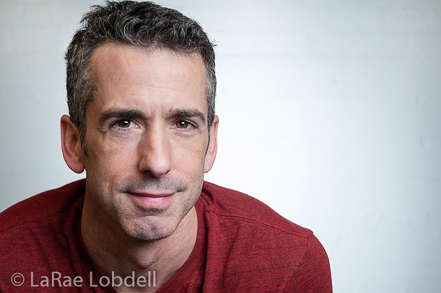 Dan Savage, so wise - LARAE LOBDELL