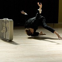 Dance review: Burpee and SINS