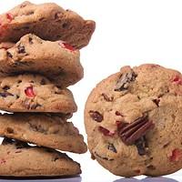 Date, Cherry and Pecan Cookies
