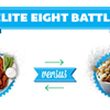 Day 14: The Elite Eight - Chicken wings vs Poutine