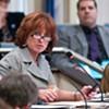 Councillor Debbie Hum bows out