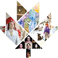 Defining Canada's moments at the (((Parentheses Gallery))).