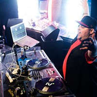 DJ IV's so vein