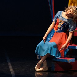 Dolls, jealousy and ballet. Coppélia has it all.