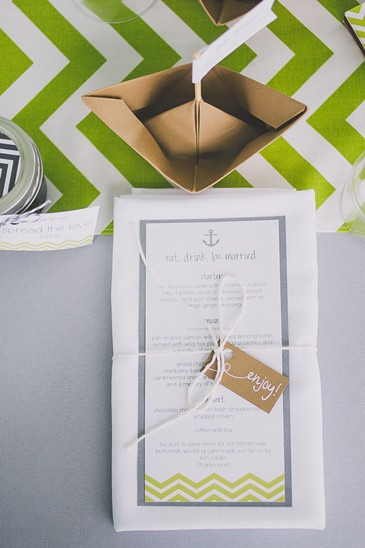 Duly Noted Wedding Album - Pamela & Ryan