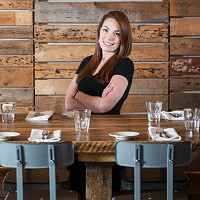 """It's not so much a job as it is a lifestyle,"" says EDNA's Jenna Mooers of running a restaurant."