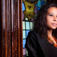 El Jones is so committed to spoken word that some of her poems were never written down until text was needed for her book.