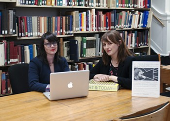 Wikipedia Art+Feminism Edit-A-Thon's takeover