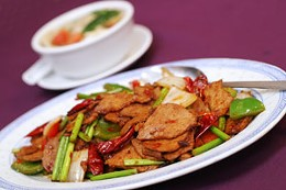 Feelin' Cheelin MSG-free Chinese food can be tasty, too.
