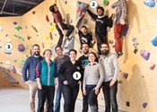 FIRST LOOK: inside Seven Bays Bouldering