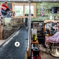 FIRST LOOK: Oddfellows Barbershop