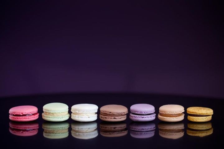 Fix anything with these beautiful macarons, captured beautifully by Kelly Neil - PHOTO BY KELLY NEIL | KELLYNEIL.COM