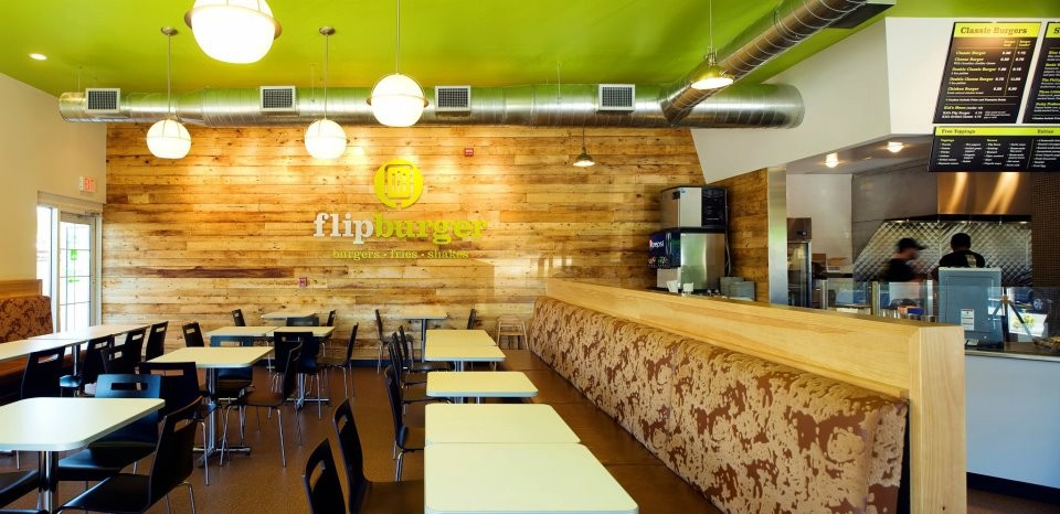 Flipburger Argyle will look a lot like this one