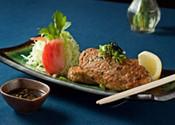 Fluffy Tofu and Chicken Tsukune