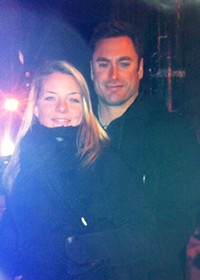 Football friends turned soulmates, Kate and Damon