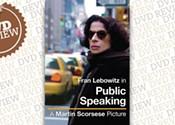 <i>Fran Leibowitz: Public Speaking</i>