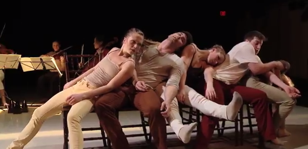 Fun stuff goes on at Live Art Dance, like Marta Marta Productions' Speaking in Ligeti