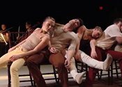 Live Art Dance's 2014-2015 season announced