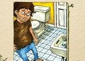 <i>Funny Misshapen Body: A Memoir</i>, Jeffrey Brown (Touchstone)