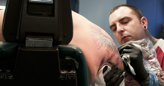 Get your tattoo on! - KRISTA COMEAU