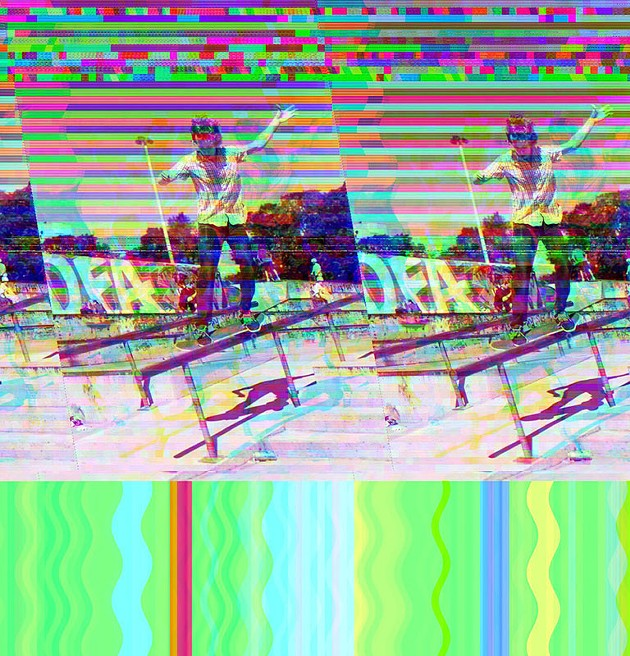 Glitch Wizard at work