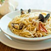 Gluten-Free Lobster Linguine with Mussels