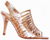 "Gold heels, <a href=""http://www.localeshoes.com"">Locale Shoes</a>"