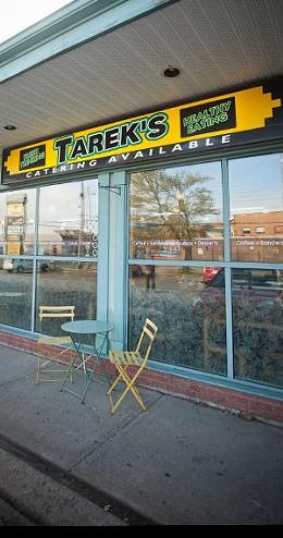 MEGHAN TANSEY WHITTON - Gold winner, Tarek's Cafe.