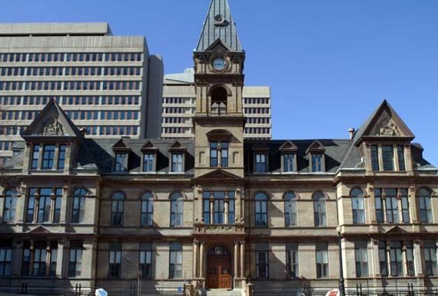 Halifax City Hall - 1841 Argyle Street