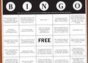 Halifax music bingo