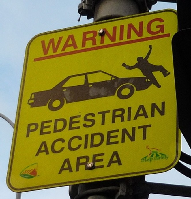 Halifax police to review all pedestrian accidents   Reality