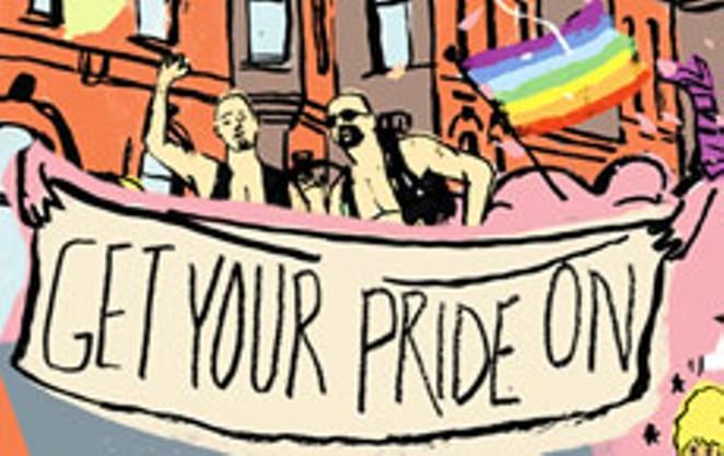 Gay pride halifax 2008