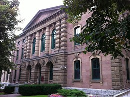 Halifax Provincial Courthouse