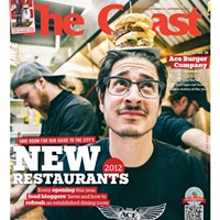 On the cover: New Restaurants 2012