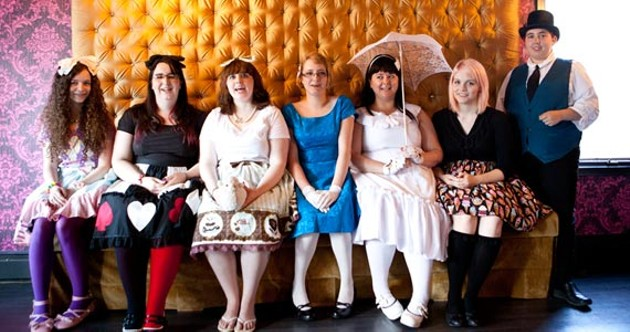 Halifax's Lolitas are all about dressing up - MEGHAN TANSEY WHITTON