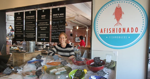 Hana Nelson is dedicated to knowing the story behind her seafood.
