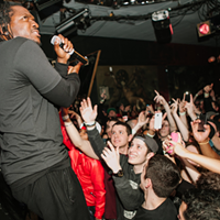 Relive the magic of the Pusha T show right here