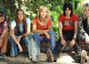 Hello daddy, it's <I>The Runaways</I>