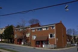 High low An expert says investing in Uniacke Square's residents is better than selling its units. photo Riley Smith