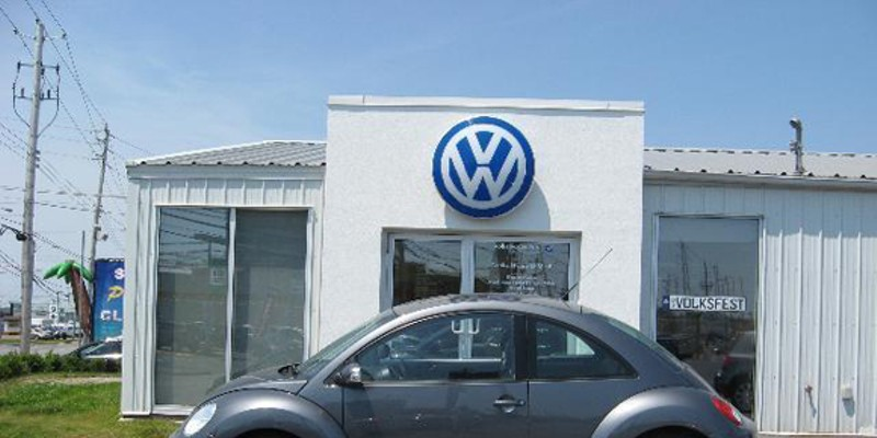 Hilcrest Volkswagen wins Gold in The Coast Best of Halifax