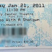 Hobo with a Shotgun kills Sundance